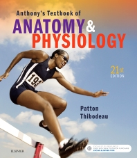 Cover image for Anthony's Textbook of Anatomy & Physiology