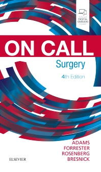 On Call Surgery - 4th Edition - ISBN: 9780323528894