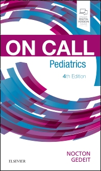 Cover image for On Call Pediatrics