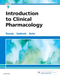 Cover image for Introduction to Clinical Pharmacology
