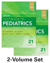 Nelson Textbook of Pediatrics, 2-Volume Set - 21st Edition - ISBN: 9780323529501, 9780323568890