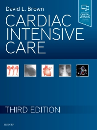 Cover image for Cardiac Intensive Care