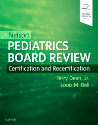 Cover image for Nelson Pediatrics Board Review