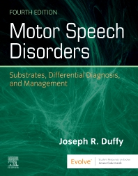 Cover image for Motor Speech Disorders