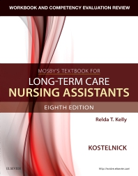 Cover image for Workbook and Competency Evaluation Review for Mosby's Textbook for Long-Term Care Nursing Assistants