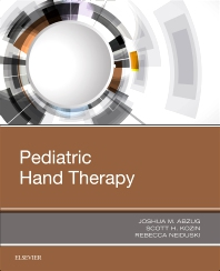 Cover image for Pediatric Hand Therapy
