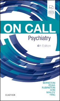 On Call Psychiatry - 4th Edition - ISBN: 9780323531092, 9780323547215