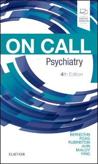 On Call Psychiatry - 4th Edition - ISBN: 9780323531092