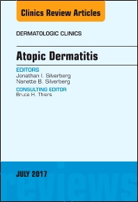 Cover image for Atopic Dermatitis, An Issue of Dermatologic Clinics
