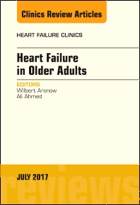 Cover image for Heart Failure in Older Adults, An Issue of Heart Failure Clinics
