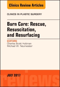 Cover image for Burn Care: Rescue, Resuscitation, and Resurfacing, An Issue of Clinics in Plastic Surgery