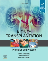 Cover image for Kidney Transplantation - Principles and Practice