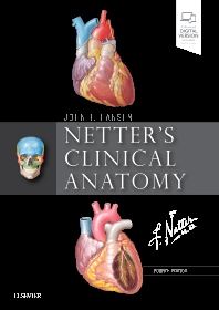 Cover image for Netter's Clinical Anatomy