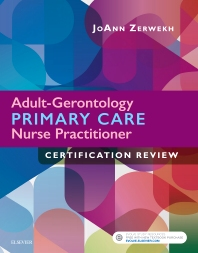 Cover image for Adult-Gerontology Primary Care Nurse Practitioner Certification Review