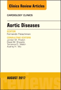 Cover image for Aortic Diseases, An Issue of Cardiology Clinics