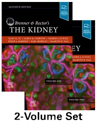 Cover image for Brenner and Rector's The Kidney, 2-Volume Set