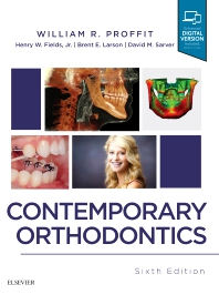 Cover image for Contemporary Orthodontics