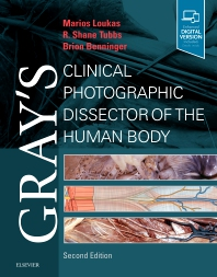 Cover image for Gray's Clinical Photographic Dissector of the Human Body