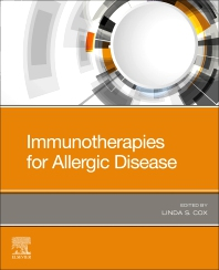Immunotherapies for Allergic Disease - 1st Edition - ISBN: 9780323544276, 9780323544283