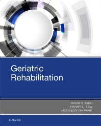 Cover image for Geriatric Rehabilitation