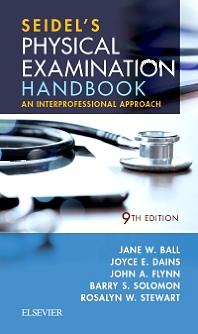 Seidel's Physical Examination Handbook - 9th Edition - ISBN: 9780323545327, 9780323545310