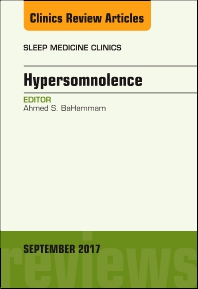 Cover image for Hypersomnolence, An Issue of Sleep Medicine Clinics