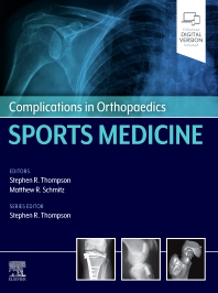 Cover image for Complications in Orthopaedics: Sports Medicine