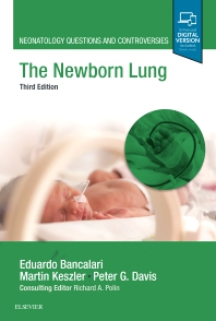 Cover image for The Newborn Lung