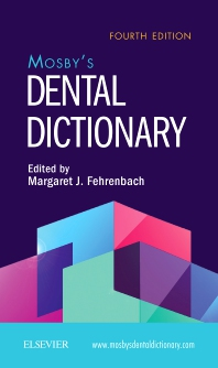 Cover image for Mosby's Dental Dictionary