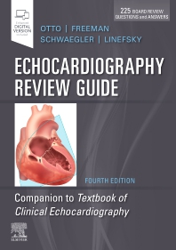 Cover image for Echocardiography Review Guide