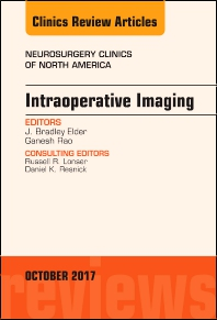 Cover image for Intraoperative Imaging, An Issue of Neurosurgery Clinics of North America