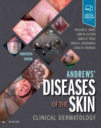 Andrews' Diseases of the Skin - 13th Edition