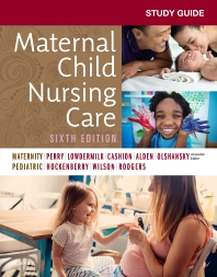 Cover image for Study Guide for Maternal Child Nursing Care