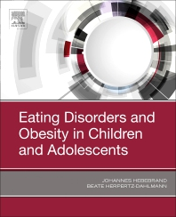Cover image for Eating Disorders and Obesity in Children and Adolescents