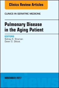 Cover image for Pulmonary Disease in the Aging Patient, An Issue of Clinics in Geriatric Medicine