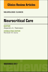 Cover image for Neurocritical Care, An Issue of Neurologic Clinics
