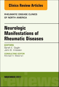 Cover image for Neurologic Manifestations of Rheumatic Diseases, An Issue of Rheumatic Disease Clinics of North America