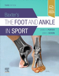 Baxter's The Foot And Ankle In Sport - 3rd Edition - ISBN: 9780323549424
