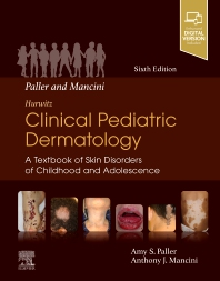 Cover image for Paller and Mancini - Hurwitz Clinical Pediatric Dermatology