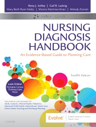 Cover image for Nursing Diagnosis Handbook