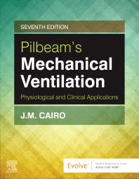 Cover image for Pilbeam's Mechanical Ventilation