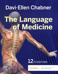 Cover image for The Language of Medicine