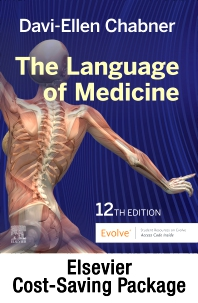 Cover image for Medical Terminology Online with Elsevier Adaptive Learning for The Language of Medicine (Access Code and Textbook Package)