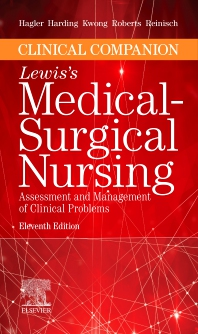 Cover image for Clinical Companion to Lewis's Medical-Surgical Nursing