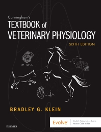Cover image for Cunningham's Textbook of Veterinary Physiology