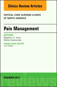 Cover image for Pain Management, An Issue of Critical Nursing Clinics
