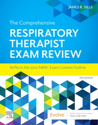 The Comprehensive Respiratory Therapist Exam Review - 7th Edition - ISBN: 9780323553674, 9780323610001