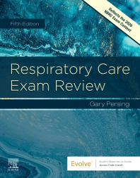 Cover image for Respiratory Care Exam Review