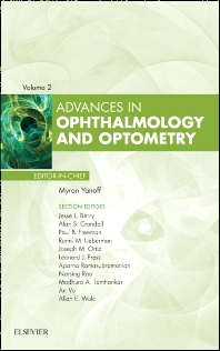 Cover image for Advances in Ophthalmology and Optometry, 2017