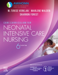 Cover image for Core Curriculum for Neonatal Intensive Care Nursing